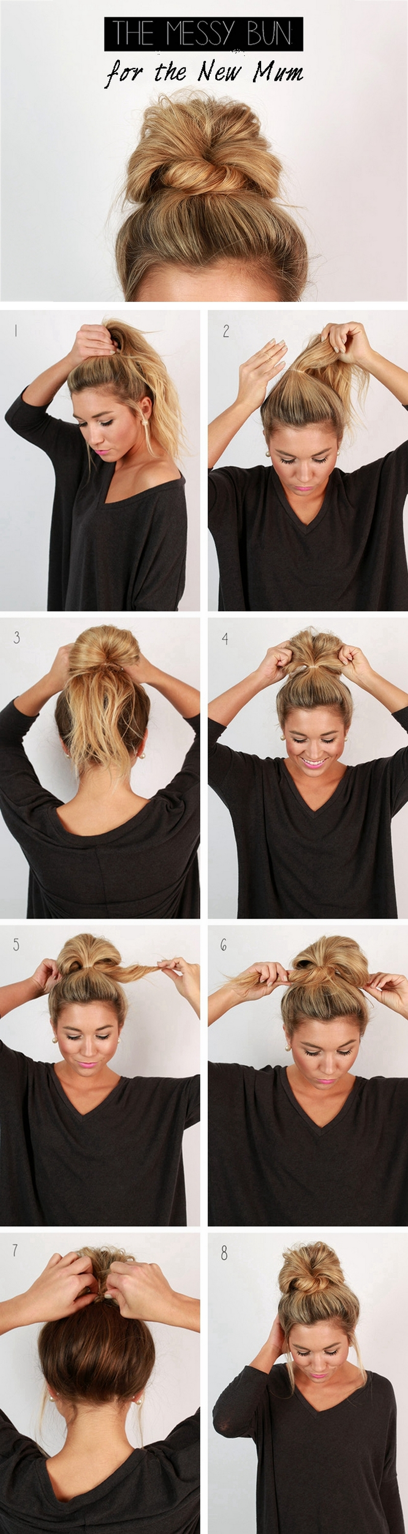18 DIY Easy, Cool And Amazing Hairstyles That You Can Actually Do ...
