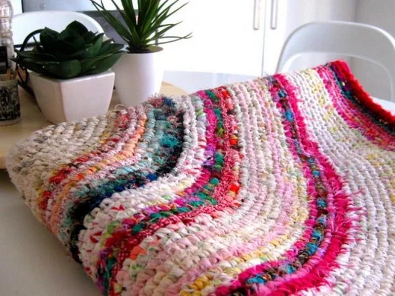 DIY Free Crochet Rug Patterns